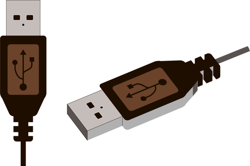USB connector part