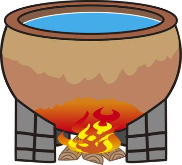Goemonmonbukuroku Bath