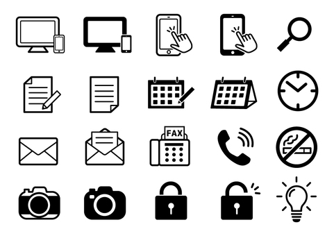 Favorite icon collection_01