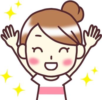 [Female PW t] positive _ million 歳