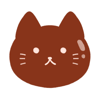 고양이 초코