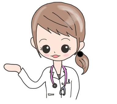 女醫生博士醫生