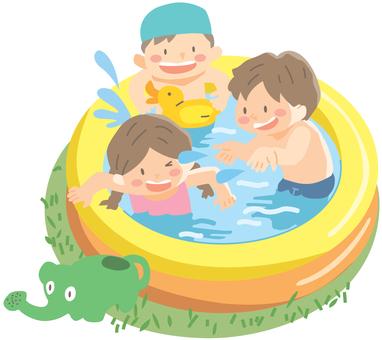 游泳池01