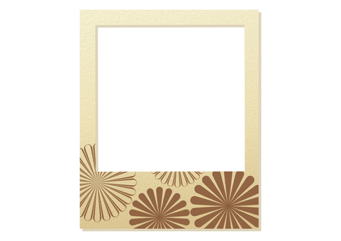 Japanese style frame 4
