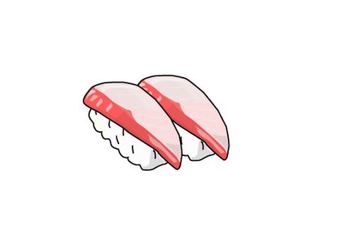 Sushi tomato
