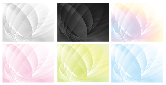 Background set that can be used for the four seasons