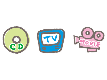 CD / TV / MOVIE