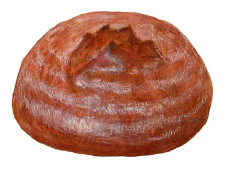 Rye bread ☆ Pan · Do · Sagle