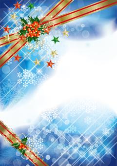 Snow Crystal & Ribbon 29