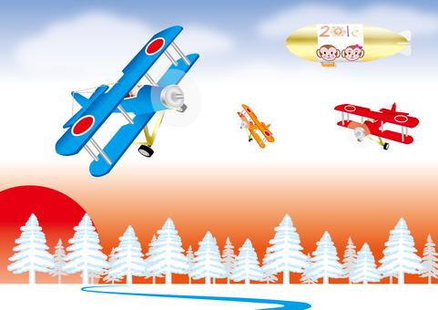 신 비행기 경쟁