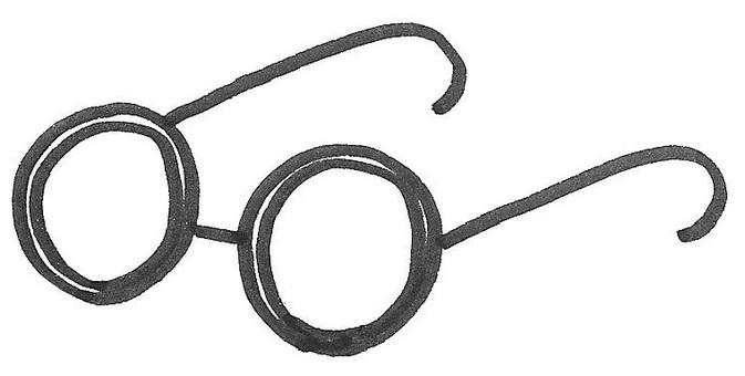 Glasses eyeglass