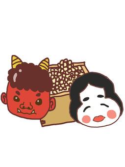 Oni and Tafuku