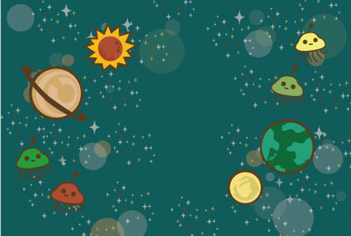 우주 이미지