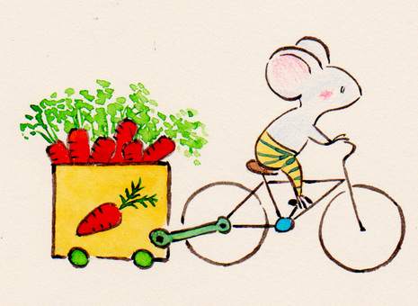 Bicycle mouse 4