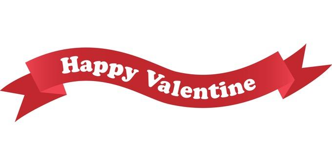 Valentine Ribbon 01