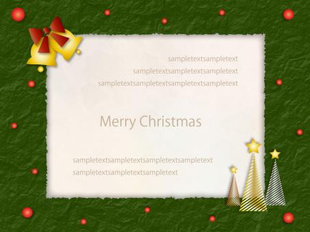 Christmas frame ver 06