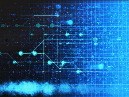 未来的電脳世界 デジタル領域3