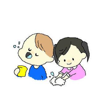 Wash handwash