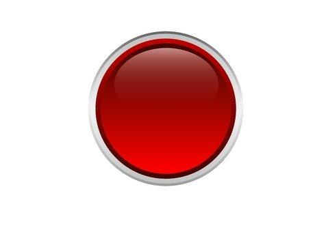 Round button (red)