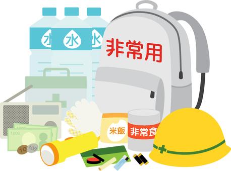 비상용 가방