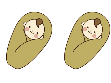 신생아 아기