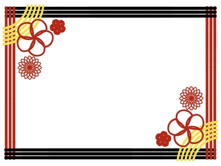 Japanese style frame (simple)