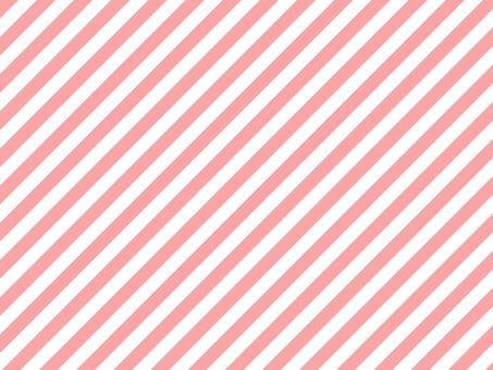 Background stripe diagonal large pink