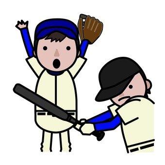 Junior High School Day - Baseball Club