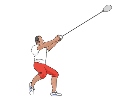 Hammer throwing (boys)