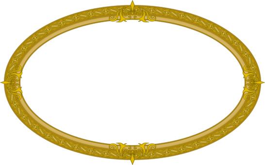 Round frame metal
