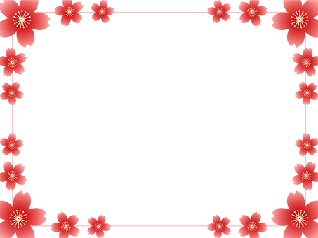 ai Simple cherry background · Wallpaper · Frame 3