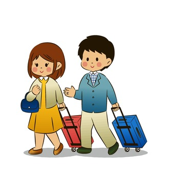 Newlywed travel