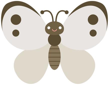 나비 -01 (배추 흰나비)