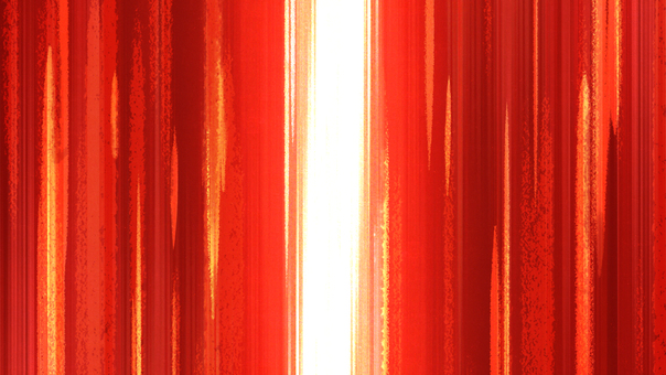 Video material Speed line effect line Red background