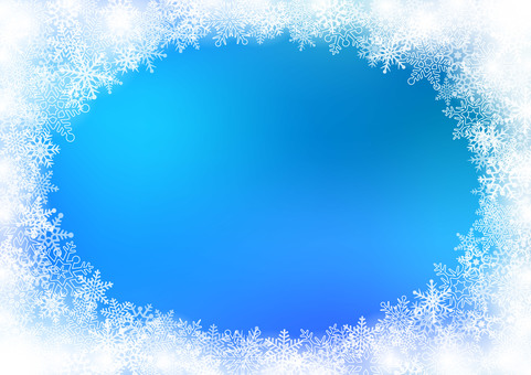 【Ai, jpeg】 winter material 82