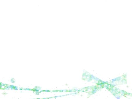 Glitter Line 26 (Green)