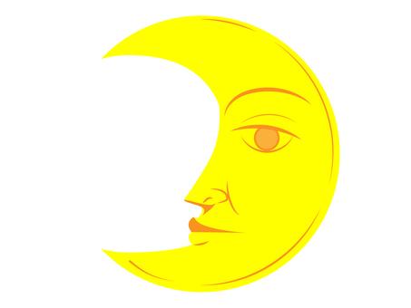 Moon icon 001