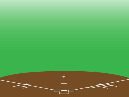 Baseball Frame / Frame 8