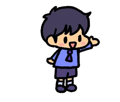 兒童男孩3