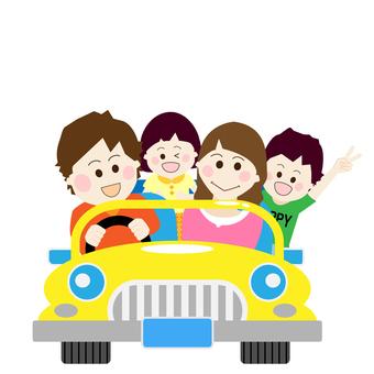 Driving trip