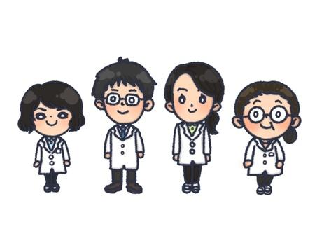 Pharmacist set