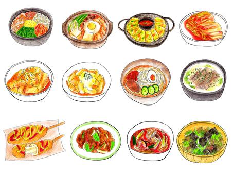 韓国料理まとめ01