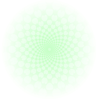 Background circle (green)