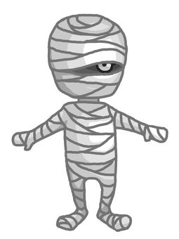 Mummy man