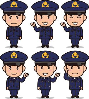 Mini Mini自衛軍官5(GSD·新制服)