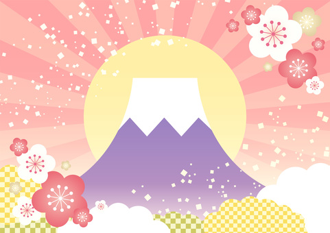 큐티 핑크 후지 A