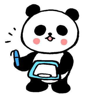 Questionnaire panda