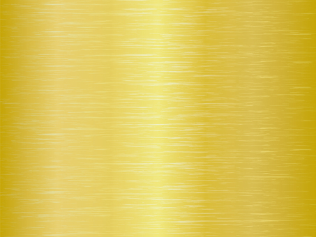Metal plate _ gold
