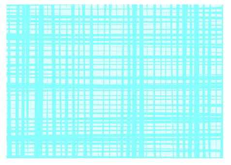 랜덤 체크 무늬 하늘색