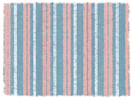 Hand painted background material (striped pattern 3)